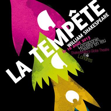 La Tempête – Shakespeare