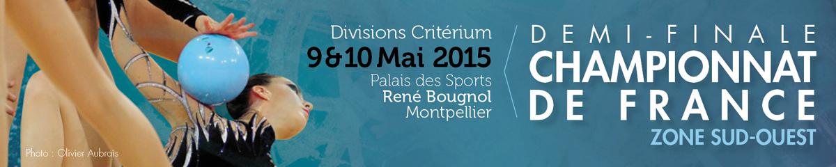 Banner Affiche Montpellier GRS