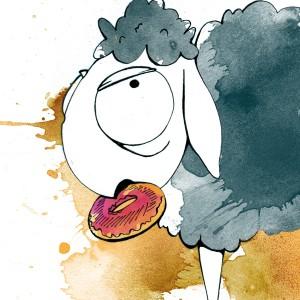 illustration mouton